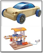 Wooden Toys Offer High Quality, Strong Design, Environmental Edge