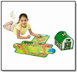 ZipBin® Country Stable Play Set by NEAT-OH! INTERNATIONAL LLC