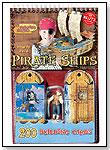 How-to-Build Pirate Ships Building Cards by KLUTZ
