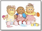 Cabbage Patch Messy Face Babies by PLAY ALONG INC.