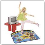 Hannah Montana Rock Star Electronic Dance Mat by JAKKS PACIFIC INC.