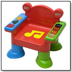 Baby Jamz Mix Master Chair by PLANET TOYS INTERNATIONAL INC.