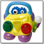 Baby Jamz Boom Box Shape Sorter by PLANET TOYS INTERNATIONAL INC.