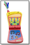 Baby Jamz Cell Phone by PLANET TOYS INTERNATIONAL INC.