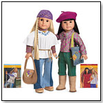 Julie & Ivy Best Friends Collection by AMERICAN GIRL LLC
