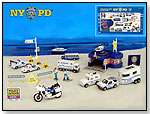 NYPD Specialized Units Play Set by DARON WORLDWIDE TRADING