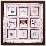 Personalized Blanket – Rock 'n' Roll Girl by LIFE SQUARED