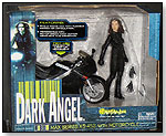 Dark Angel MAX Series X5-452 with Motorcycle by ART ASYLUM