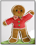 Sir Cookie Gingerbread Man by DOUGLAS CUDDLE TOYS