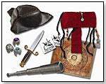 Disney - Jack Sparrow's Pirate Gear by ZIZZLE