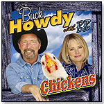 Buck Howdy with BB: Chickens by PRAIRIE DOG ENTERTAINMENT