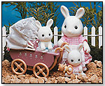 Calico Critters - A Carriage Ride for Connor & Kerri by INTERNATIONAL PLAYTHINGS LLC