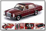 Superior Sun Star Platinum – Mercedes-Benz W115 Strick 8 Hard Top with Sunroof by TOY WONDERS INC.