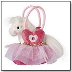 Sassy Ballerina Bag by DOUGLAS CUDDLE TOYS