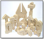 80 pc. Foam Building Block Set by VENTURE PRODUCTS LLC
