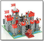 Le Toy Van Lion Heart Castle by HOTALING IMPORTS