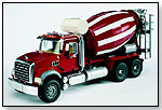 MACK Granite Cement Mixer by BRUDER TOYS AMERICA INC.