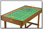 2000 Deluxe Electric Football Oak Wood Game Table by MIGGLE TOYS INC
