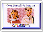 Personalized Holiday Greeting Cards by GOOD BUDDY NOTES
