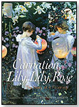 Carnation, Lily, Lily, Rose by KIDS CAN PRESS