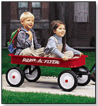 #18 Classic Red Wagon by RADIO FLYER
