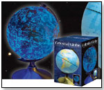 Celestial Globe by FASCINATIONS