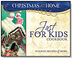 Just for Kids Cookbook—Holiday Recipes and More by BARBOUR PUBLISHING INC