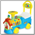 LeapFrog® See and Learn Alphabet Train by KIDDIELAND TOYS LTD.
