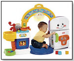 Laugh & Learn 2-In-1 Learning Kitchen by FISHER-PRICE INC.