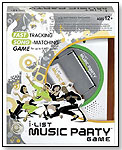 i-List Music Party™ Game by HASBRO INC.