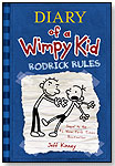 Diary of a Wimpy Kid: Rodrick Rules by ABRAMS BOOKS