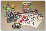 NASCAR team Activity Book & CD by PC Treasures, Inc.