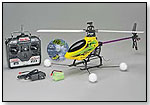 Axe CP Helicopter by HOBBICO