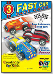 Fast Car Race Cars by CREATIVITY FOR KIDS