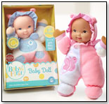 Baby Doll Gift Wraps™ by GOLDBERGER DOLL MFG. CO. INC