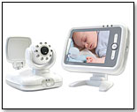 BébéSounds® Flat Panel LCD Video & Sound Monitor by BEBESOUNDS