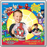 Marvel Spidey & Friends Make-A-Plate Kit by MAKIT PRODUCTS