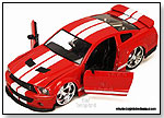 Jada Toys - Bigtime Muscle - Shelby GT-500 Hard Top by TOY WONDERS INC.