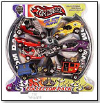 Toy Zone - Tom Daniel Six Hot Rods by TOY WONDERS INC.