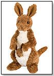 Melbourne Kangaroo by DOUGLAS CUDDLE TOYS