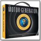 Electric Motor/ Generator Kit by DOWLING MAGNETS