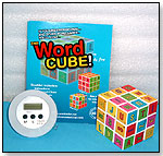 Word Cube by AMERICAN CLASSIC TOY INC.