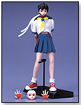 Sakura Kasugano Action Figure by DIAMOND COMIC DISTRIBUTORS