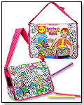 Color-a-Messenger Bag by ALEX BRANDS