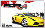 Project Gotham Racing 4 by MICROSOFT