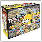 The Simpsons' Pieceless Puzzle by CEACO