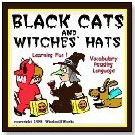 Black Cats and Witches' Hats by WINDMILL WORKS