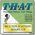 THAT: Teaching History and Things – Multiplication Shape-Up by WINDMILL WORKS