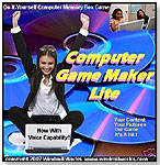 Computer Game Maker-Lite by WINDMILL WORKS