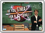 Are You Smarter Than a 5th Grader? by PARKER BROTHERS